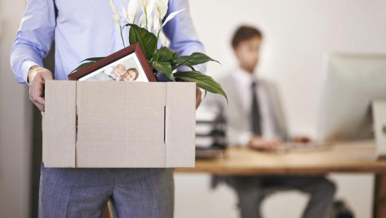 Увольнение работников при банкротстве организации