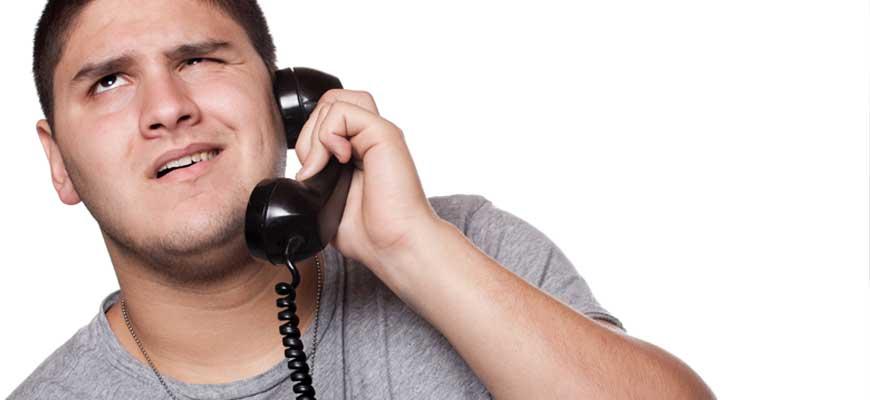 Как избавиться от коллекторских звонков