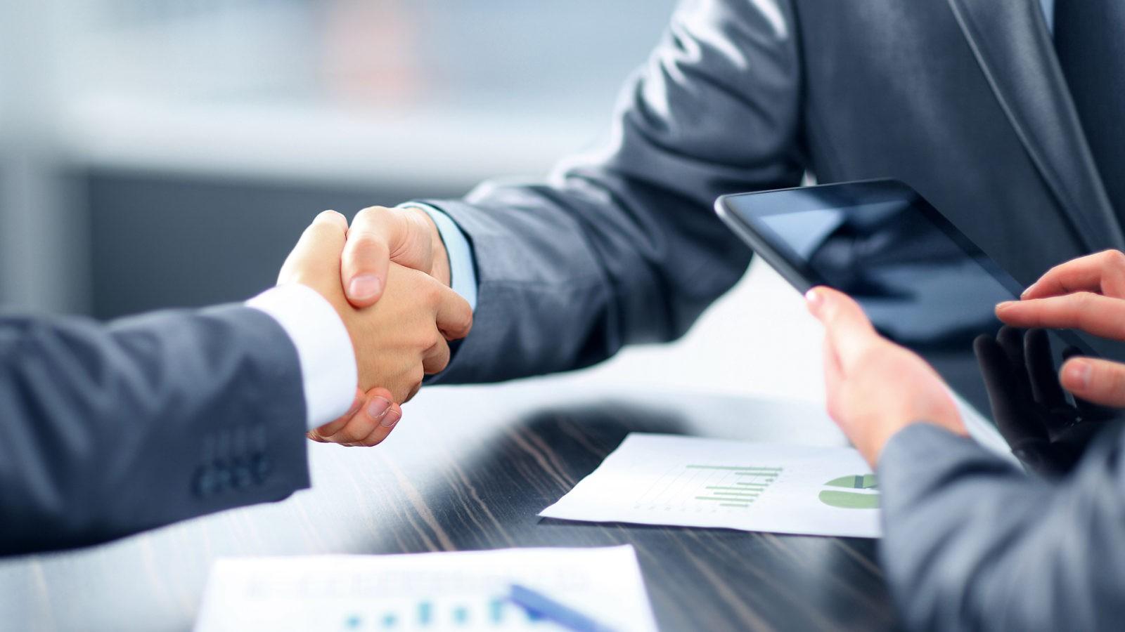 Договор с партнерами об оплате
