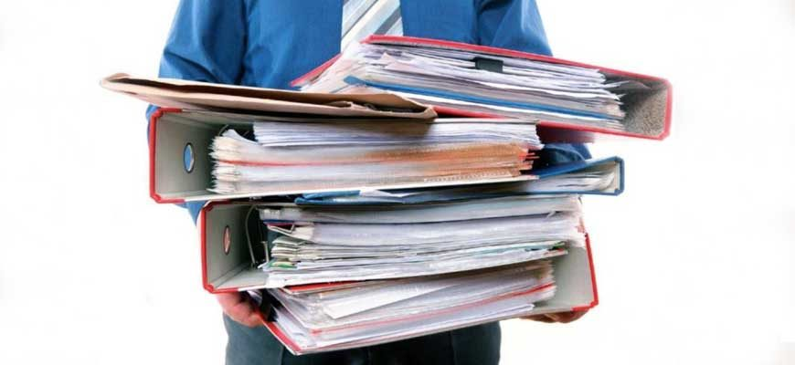 документы для ликвидации ооо