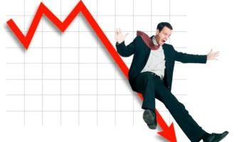 Число банкротств компаний за 9 месесяцев 2019 года снизилось на 5,7%