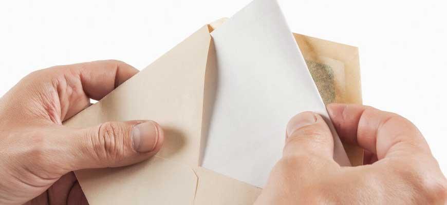 сопроводительное письмо к исполнительному листу