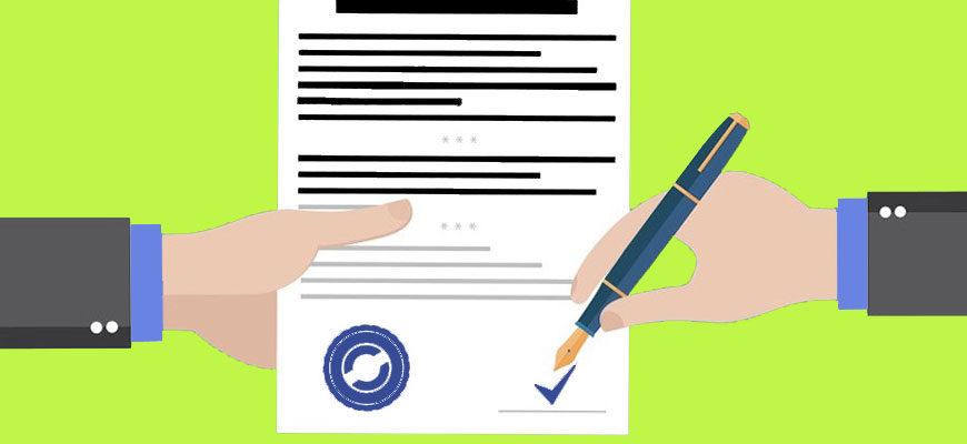 оферта и акцепт как стадии заключения договора