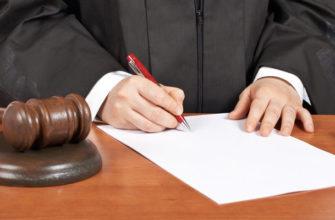 возражение на решение суда
