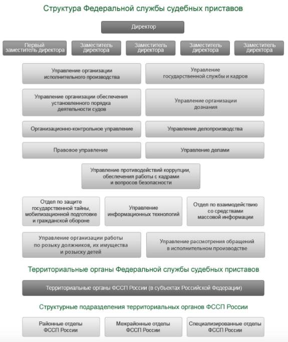 Как устроиться на работу судебным приставом в ФССП